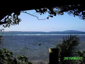 Hideaway ocean view
