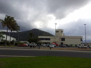 01 Cairns Airport
