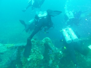 05 First Dive