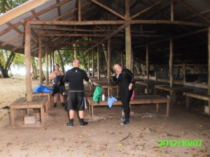 45 Lunch Stop Palau