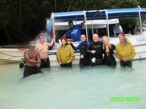 52 Dive Group Palau 1