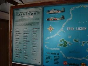 Truk Map